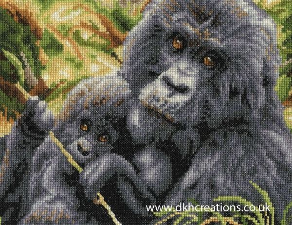 Maternal Instinct Cross Stitch Kit